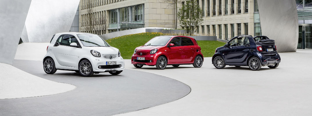 2017 BRABUS Xclusive Smart Fortwo United States Release