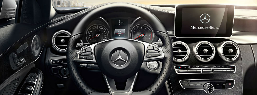 How to increase or decrease volume of navigation voice in Mercedes-Benz vehicle