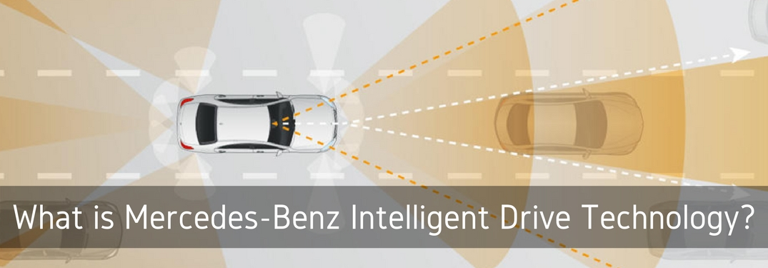 mercedes-benz arrowhead service intelligent drive technology safety