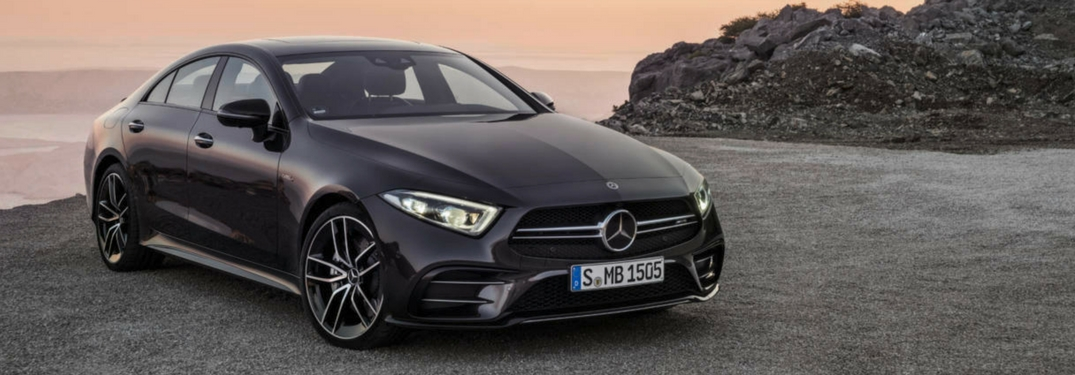 2018 mercedes-amg 53-series 4matic+ front view