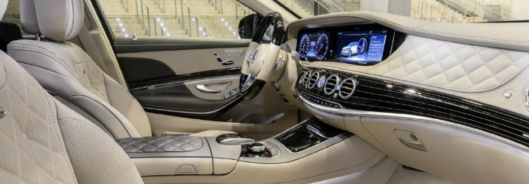 "Video: Take a look at ""What's Inside"" a Mercedes-Benz S-Class Seat"