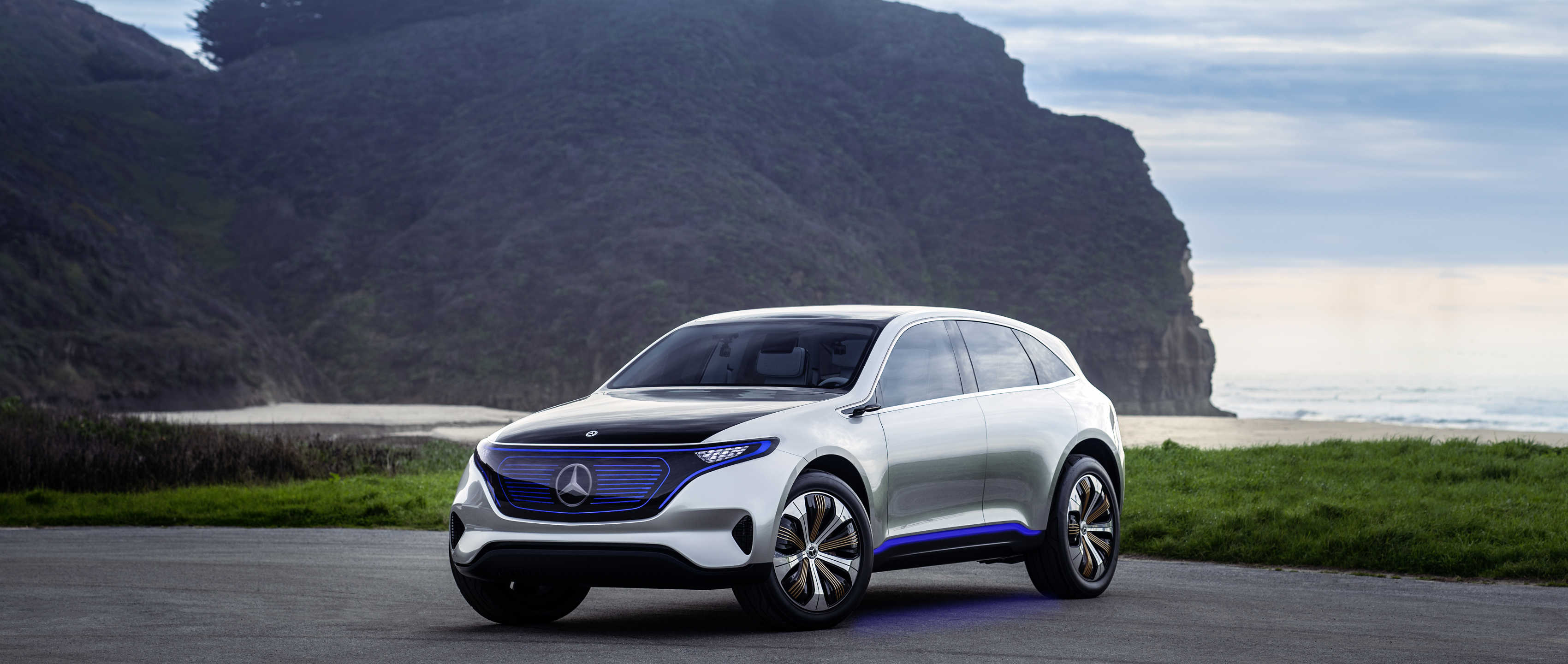Check Out the Upcoming Mercedes-Benz Concept EQ!