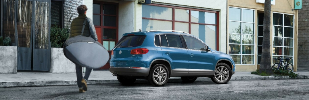 New 2017 volkswagen tiguan trims and features for Compass motors middletown ny 10940