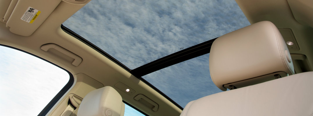 Which 2017 Volkswagen Models Have a Sunroof?