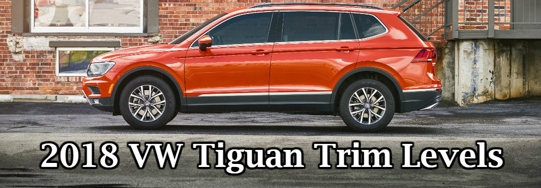 2018 vw tiguan in alley