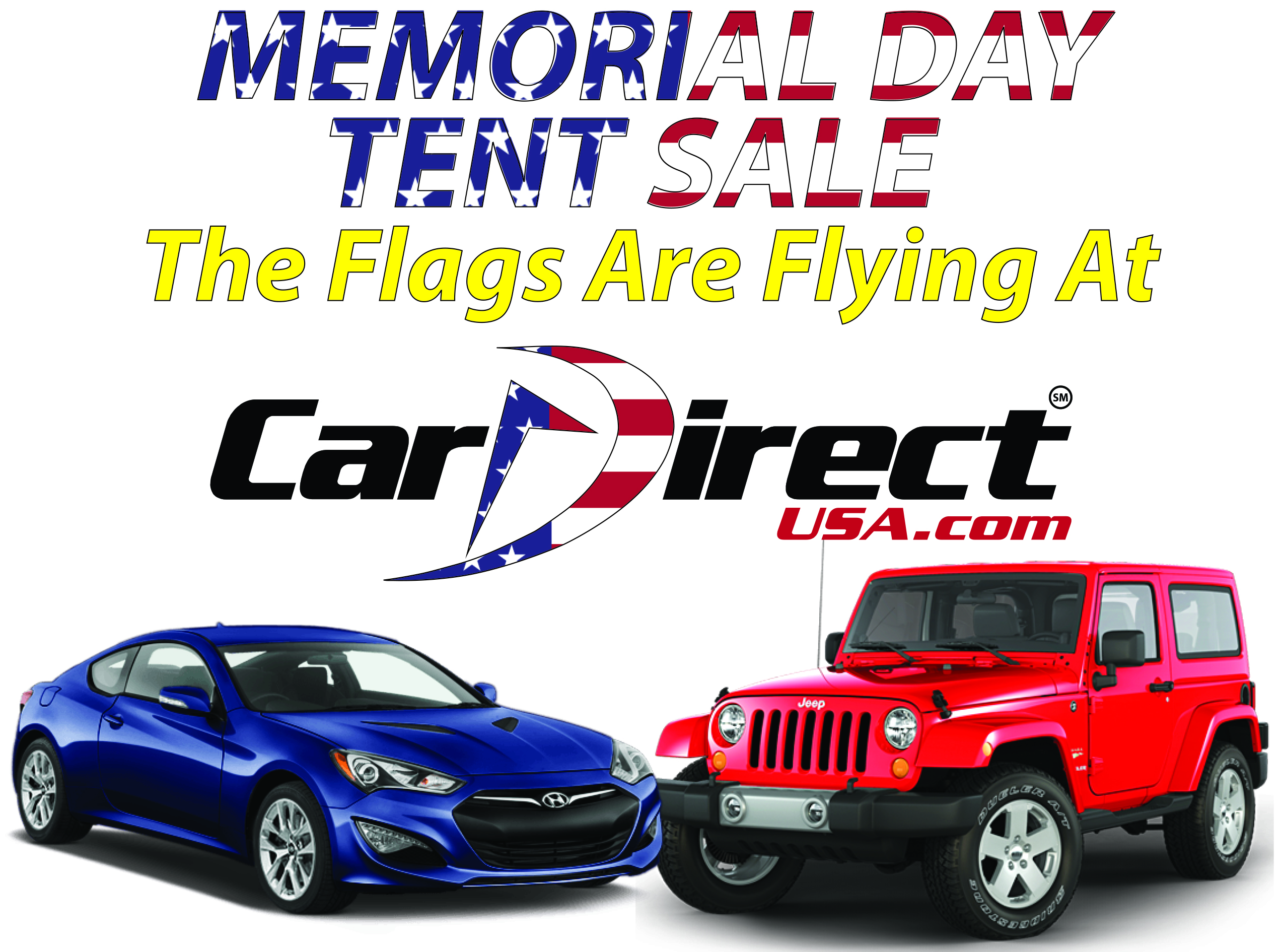 The Flags Are Flying Car Direct LLC