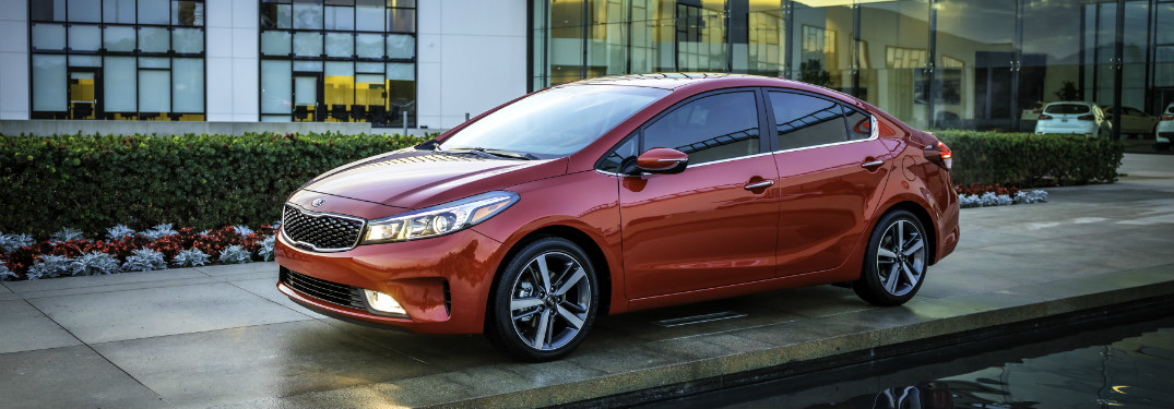 2017 Kia Forte with Active Eco