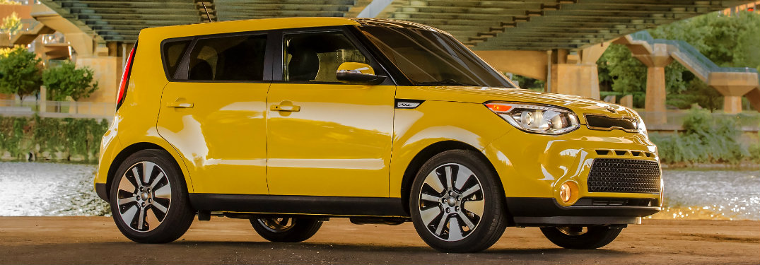 2016 Kia Soul Award Wins