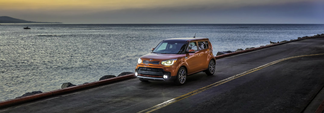 2017 Kia Soul turbo engine power and performance