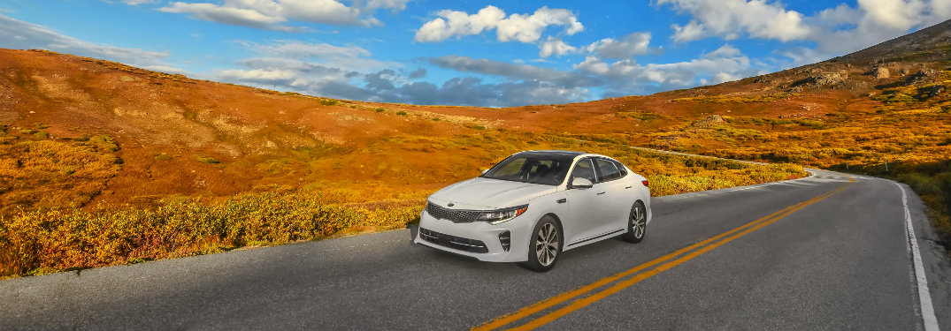 2017 Kia Optima fuel economy rating