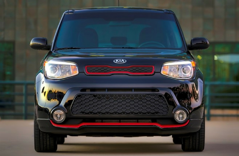 2016 Kia Soul exterior color options