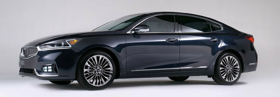 2017 Kia Cadenza features and specs