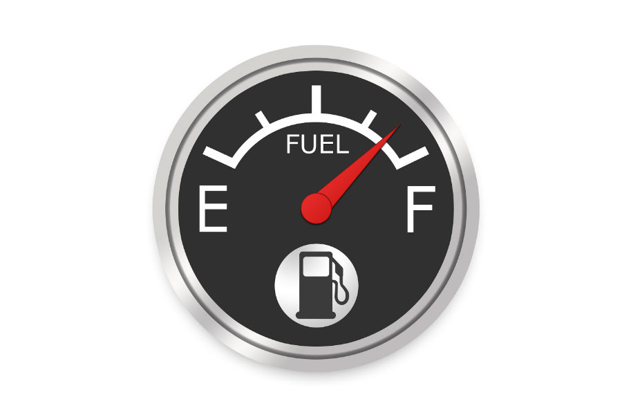 It's bad for your car to let it run completely out of gas
