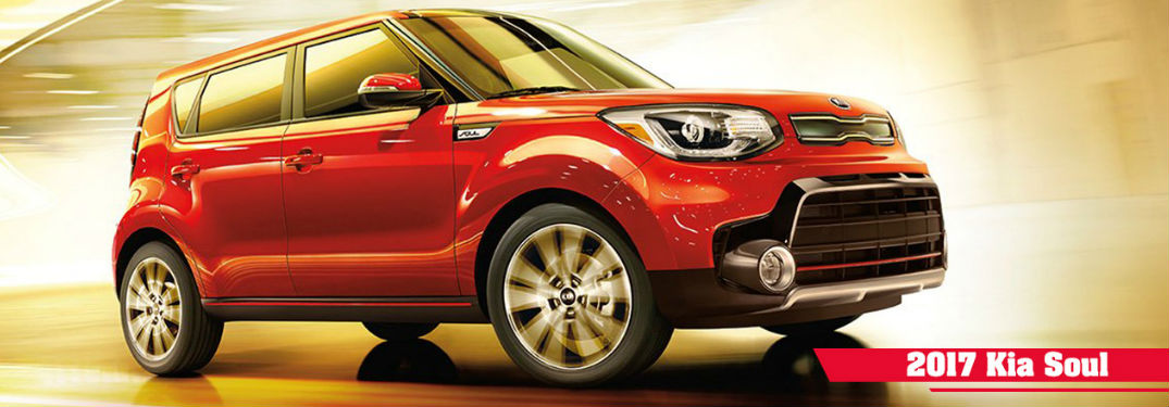 2017 Kia Soul Interior Volume and Convenience Features