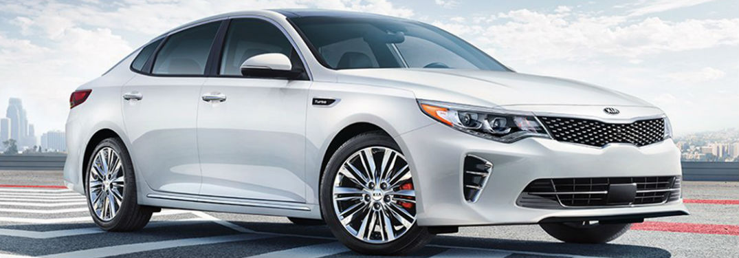 2018 Kia Optima Engine Specs and Convenience Features