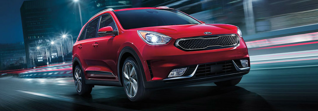 2017 Kia Niro Engine Specs and Gas Mileage