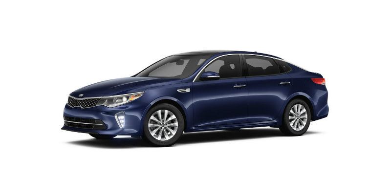 Exterior Color Options For The 2018 Kia Optima