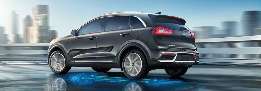 What Safety Features are on the 2019 Kia Niro?