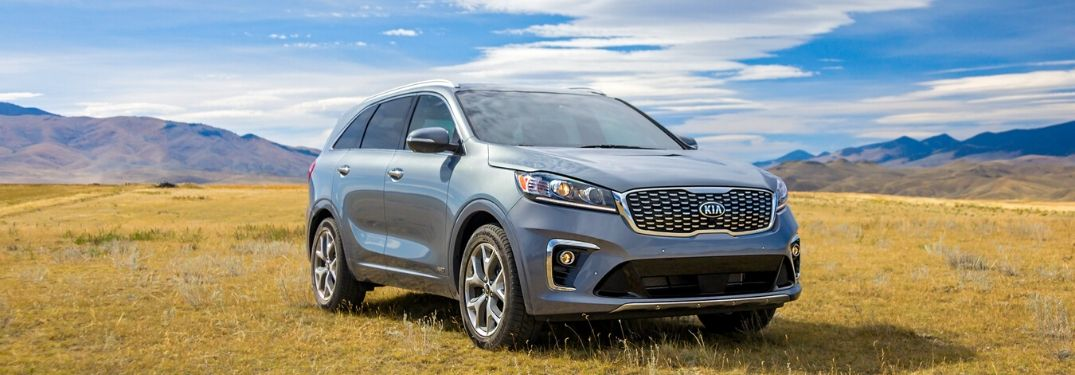 What Engines are on the 2020 Kia Sorento?