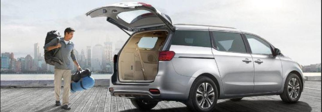 2021 Kia Sedona Safety Features and Systems