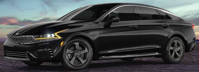2021-Kia-K5-Ebony-Black