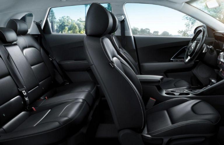 2021 Kia Niro interior seats view