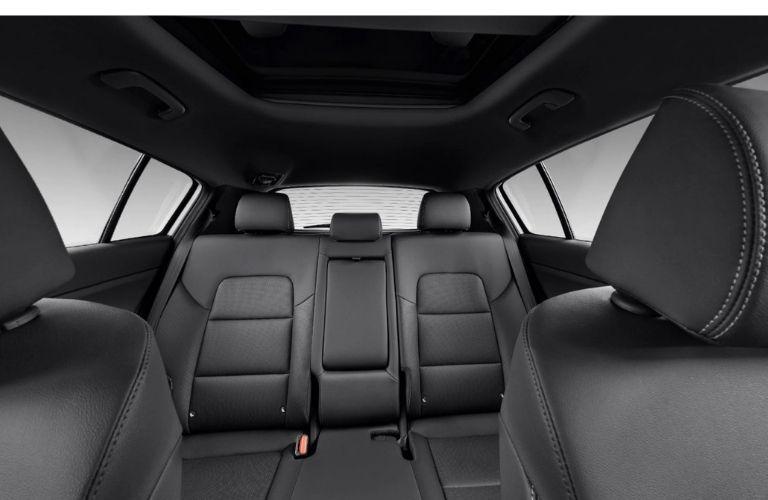 2022 Kia Sportage Black SynTex Seating Materials