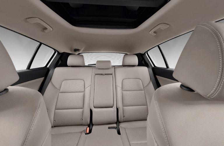2022 Kia Sportage Gray SynTex Seating Materials