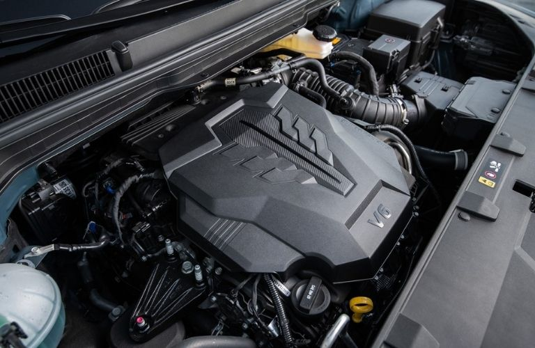 2022 Kia Carnival Engine