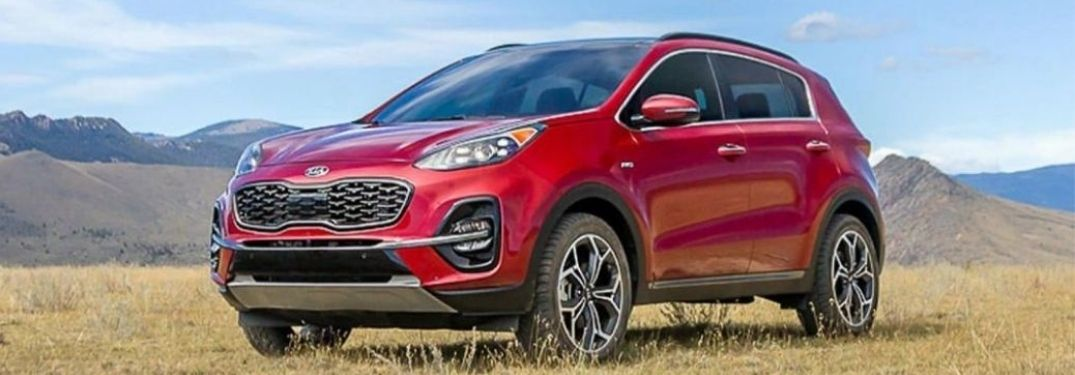 How is the 2022 Kia Sportage in terms of design?