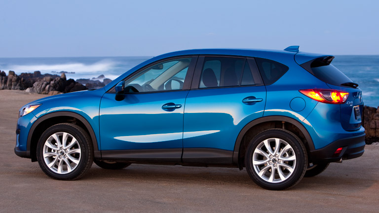 2016 Nissan Juke >> The Wait For The 2017 Mazda CX-5 Is On - CardinaleWay Mazda Las Vegas