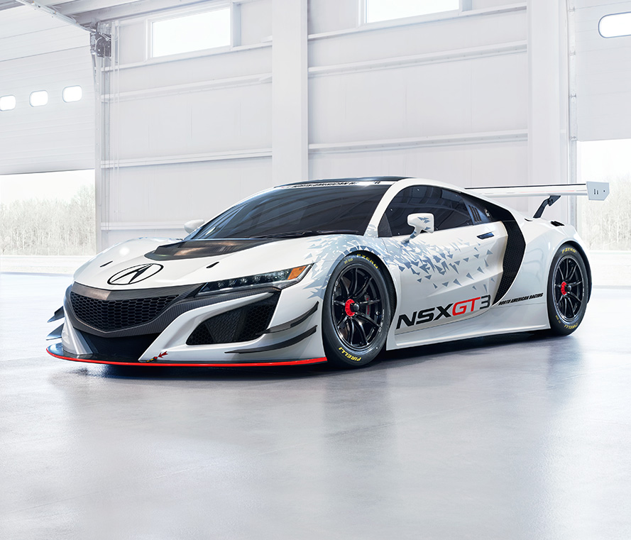 Acura Sales: Braking Technology Used In The Acura NSX