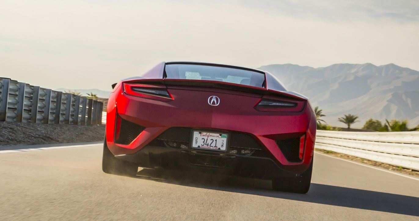 Calling All Sports Car Fans The Acura Nsx Is Back Cardinaleway