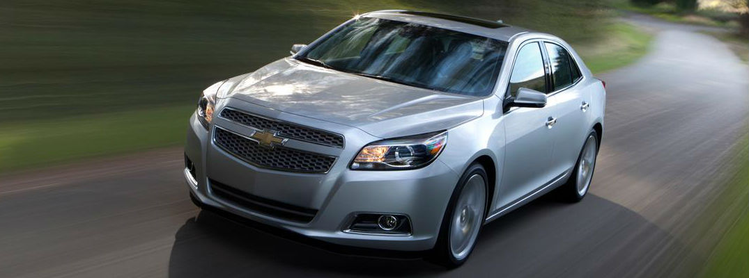 The Chevy Malibu is available at Gil's Auto Sales.