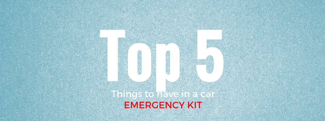 Winter Safety Kit for your Car