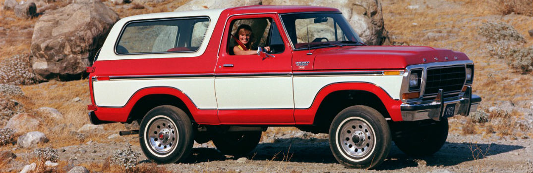 Throwback Thursday: Ford Bronco