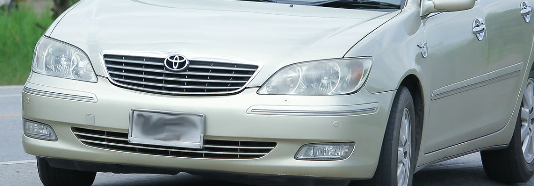 Flashback Friday Feature: Toyota Camry