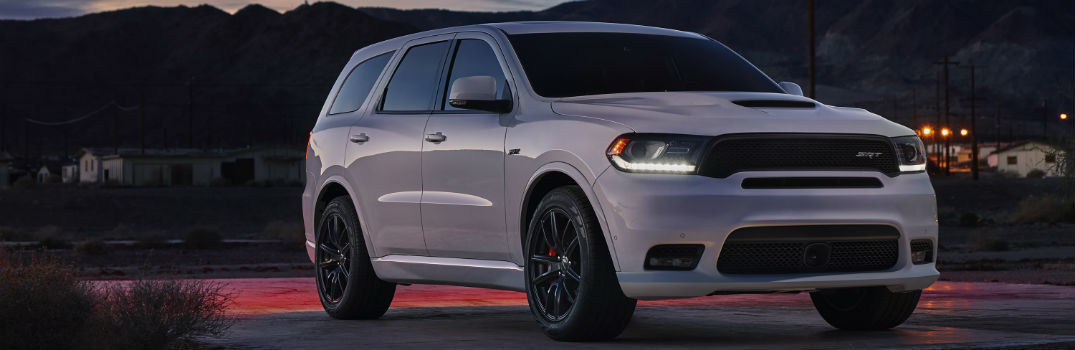 When Is The Release Date For The 2018 Dodge Durango Srt