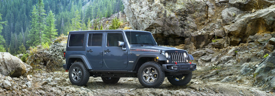 2018 Jeep Wrangler JK Power and Gas Mileage Ratings