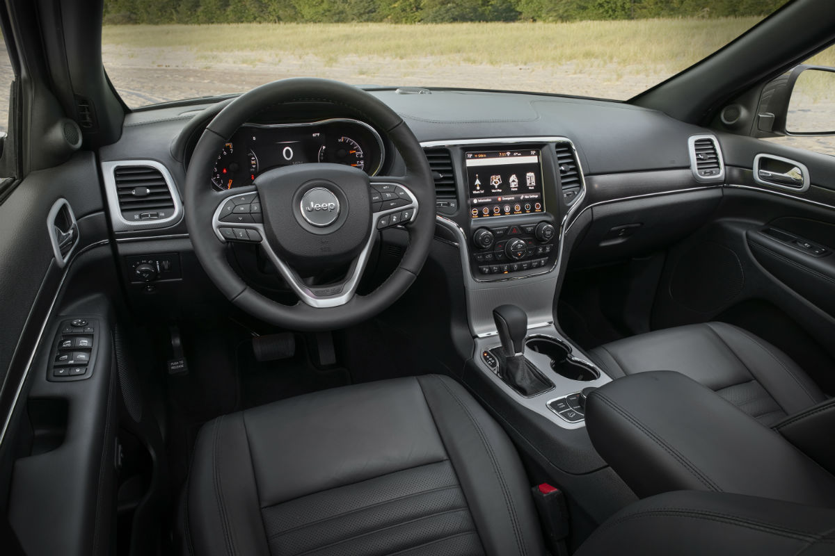 Safety Technology Features Of The 2018 Jeep Grand Cherokee Lineup
