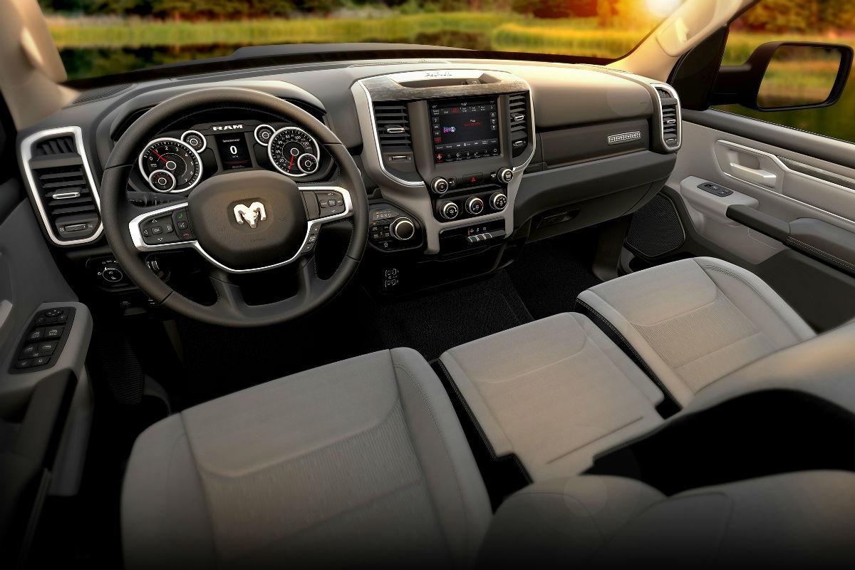 Ram 1500 Tradesman Interior 2017 Dodge 2500