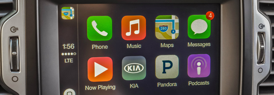 Can I Get Apple CarPlay and Android Auto on my Kia?