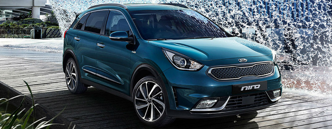 2017 Kia Niro Features, Engine and Specifications
