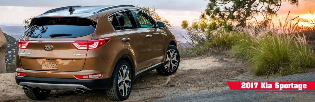 What Is The Correct Tire Pressure For The 2017 Kia Sportage