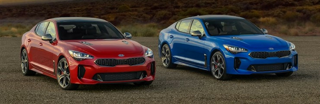 What Engine Does the 2018 Kia Stinger Have?