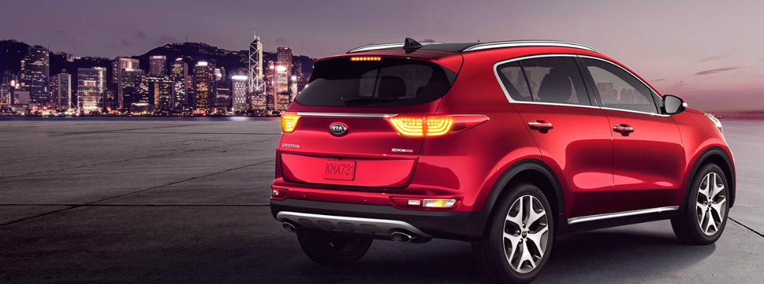 Available Technology Features On The 2018 Kia Sportage