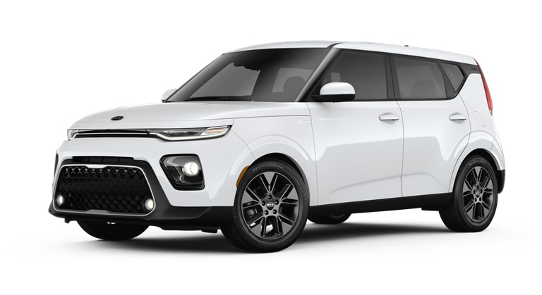 2020 Kia Soul Snow White Pearl Exterior Color Option