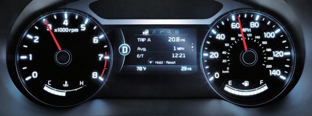 What Do the Dashboard Warning Lights on Your Kia Vehicle Mean?