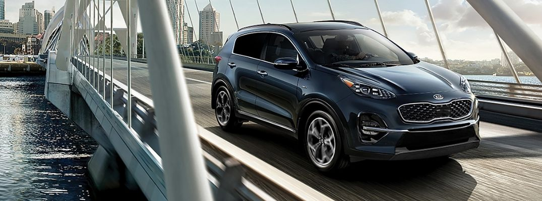 Does the 2020 Kia Sportage Come With More Standard Features?