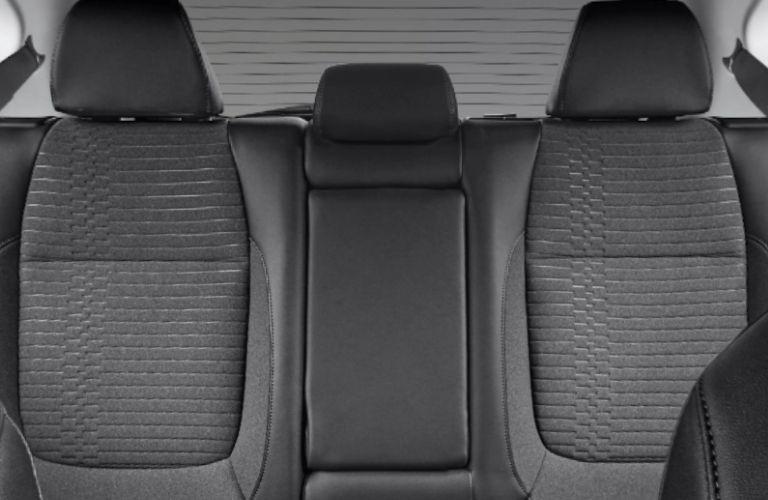 2021 Kia Seltos Black Cloth And Sofino Interior Color Option O
